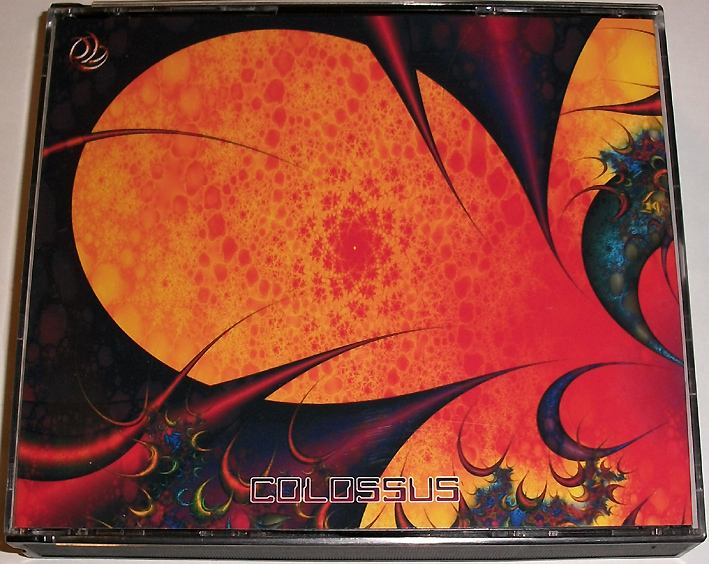 Colossus CD Box Real