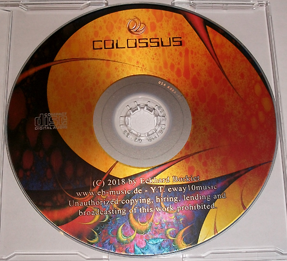 eb - Colossus CD